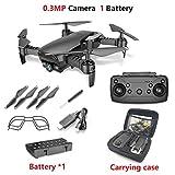 M69 FPV Drone with 720P Wide-Angle WiFi Camera HD Foldable RC Mini Quadcopter