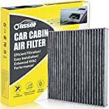 Oasser Cabin Air Filter OF285 (CF10285) Replacement with Activated Carbon for Toyota/Lexus/Scion/Subaru