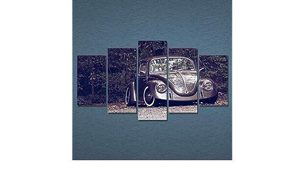 adgkitb canvas 5 Unidades Impreso Cartel de la Película ...
