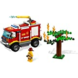 LEGO City 4208 - Camión de Bomberos 4X4