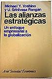 img - for Las alianzas estrat gicas: un enfoque empresarial a la globalizaci n book / textbook / text book