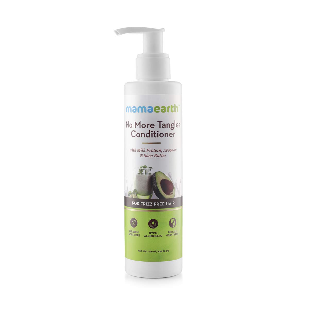 Mamaearth No More Tangles Hair Conditioner