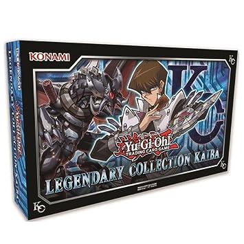 Yu Gi Oh! Juego Colección legendaria KONLCK Kaiba