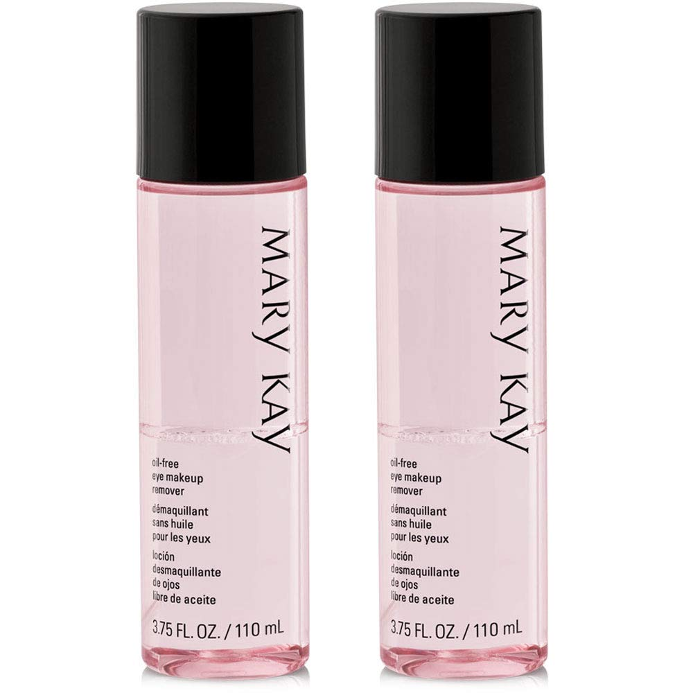 Mary Kay Oil-Free Eye Makeup Remover 3.75 fl. oz - 2 Pack