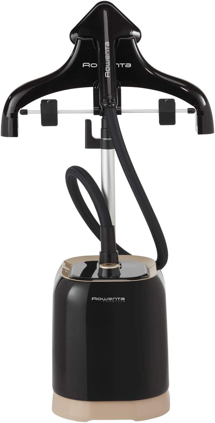 Rowenta Pro Style Dampfb/ürste 1500 W H/öhenverstellbar Pr/äzisionsschlag 3 Zubeh/örteile f/ür alle Textilien Desinfektion und Geruchsbeseitigung inkl Dampf 30 g//min
