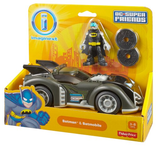 Fisher Price Bat Car