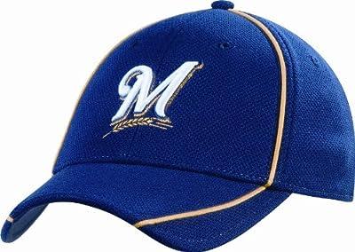 MLB Milwaukee Brewers Authentic Batting Practice Cap