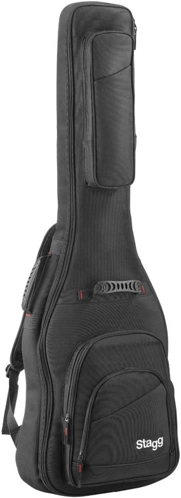 Stagg Deluxe Electric Bass Guitar Gig Bag
