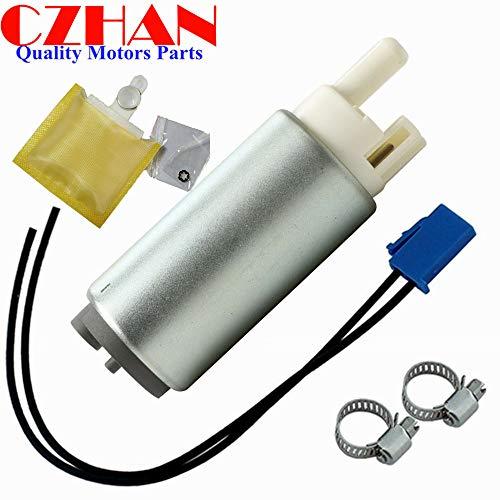 (UC-T33 UC-T30 Fuel Pump w/filter for Mitsubishi Outlander 01-08 Airtrek 4G63 4G64 4G69 CU2W CU4W CU5W 1760A029 MR968070 for Suzuki GSR600 GSR 600 GSXR600 GSX R600 15100-57B01 15100-80C01 15100-01H00)