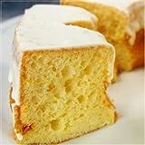 ふわっとろっレモンシフォンケーキ