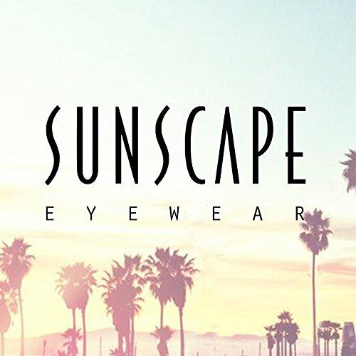 AVIATOR SUNGLASSES - Classic & Stylish Retro Sunglasses Bulk Wholesale (6 Pack) by Sunscape (Image #5)