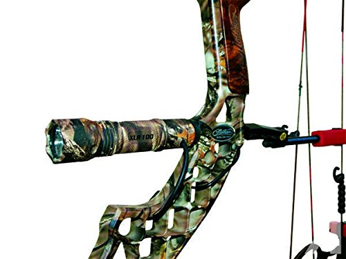(XLR 100 Lost Camo Bow Hunting Light Package (Green, Dual Mode))