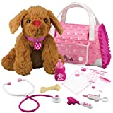 Barbie Hug 'n Heal Pet Dr Retreiver Brown, Baby & Kids Zone