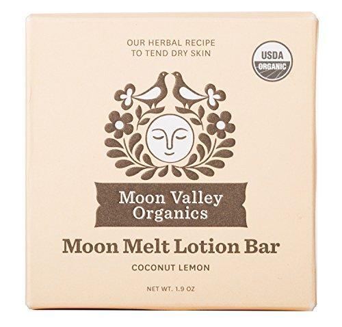 Moon Valley Organics - Coconut Lemon Melt Lotion Bar 1.9 oz. by Moon Valley Organics