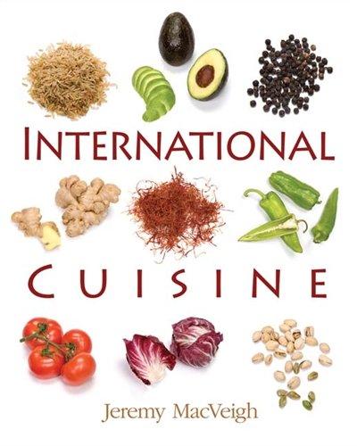International Cuisine by Jeremy MacVeigh