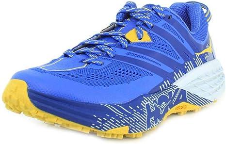 hoka Speedgoat 3 Azul Amarillo Mujer 1099734PBBM: Amazon.es: Deportes y aire libre
