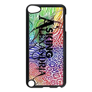 SnowPageboy- Protection Case Cover for iPod 5th Generation - Asking Alexandria