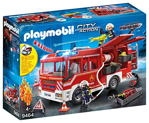 PLAYMOBIL® Fire Engine