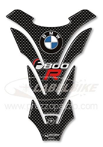 134a2168b3 PARASERBATOIO F800 r ADESIVI SERBATOIO RESINA 3D CARBONIO F800R x MOTO BMW  F 800