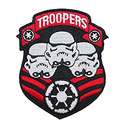 Application Star Wars Troopers Patch