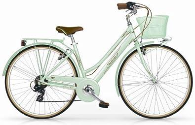 MBM BOULEVARD WOMAN BICYCLE 28 6S H46 TREKKING CITY BIKE ...