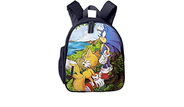 Amazon.com | Insulated Infant Backpack, Tails & Sonic The ...