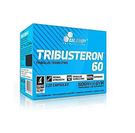 Olimp Sport Nutrition Testosterona 60-120 Cápsulas: Amazon.es: Salud y cuidado personal