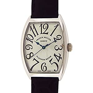 Franck Muller Cintree Curvex automatic-self-wind mens Watch 6850 SC (Certified Pre-owned)