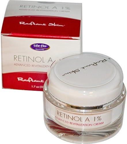 Life-flo Retinol A 1 Advanced Revitalization Cream 1 7 oz 50 ml