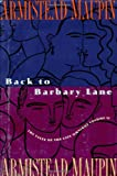 Back to Barbary Lane, Armistead Maupin, 0060166495