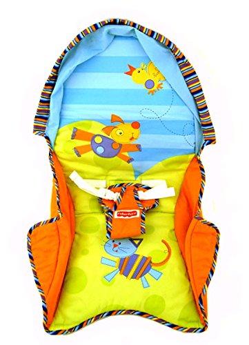 Fisher Price Newborn To Toddler Rocker - Animal Fun - Replacement Pad by Fisher-Price