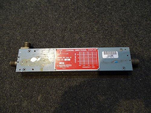 Narda 3041-10 Type N Coaxial Directional Coupler 0.5 to 1GHz, (1/2 Coaxial)