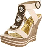 Not Rated Women's Rap Star Wedge Sandal