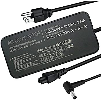Amazon.com: 180W AC Charger for Asus ROG GL502VM GL502VS ...
