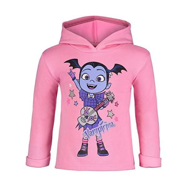 Disney Vampirina Toddler Girls' Fleece Hoodie & Leggings Clothing Set