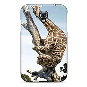 Touching Rhythms Scratch-free Phone Case For Galaxy S4- Retail Packaging - A Funny