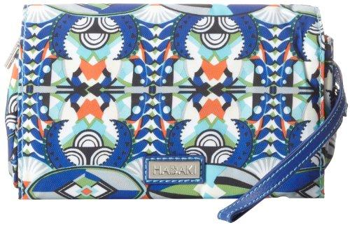 Hadaki Coated Travel Wallet,Mardi Gras,One Size by HADAKI (Image #1)
