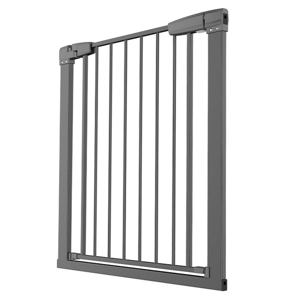 【本物新品保証】 Black Baby Gate : - 拡張可能なメタルペットゲート、チャイルドセーフティゲートフェンス、屋内/出入り口/廊下 B07NS9JBP5、幅76-173cm さいず、高さ75.5cm (サイズ さいず : Width 116-123cm) Width 116-123cm B07NS9JBP5, CREAM:6240f98b --- a0267596.xsph.ru