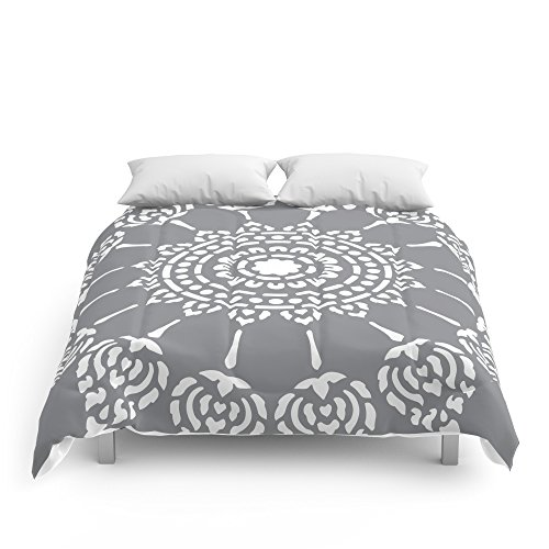 Society6 Thai Mandala Comforters King: 104'' x 88'' by Society6