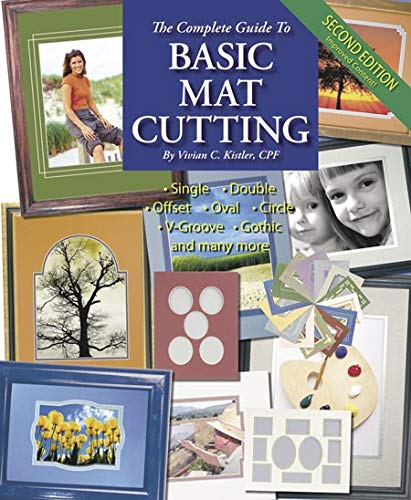 - LOGAN GRAPHIC PRODUCTS 238 Basic Mat Cutting Book