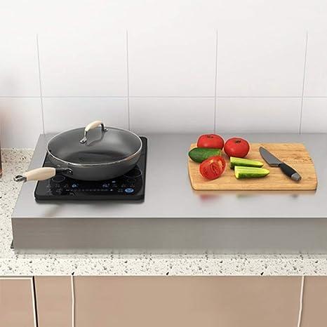 Nan Liang Cocina de inducción de Acero Inoxidable Soporte de Estante Cocina Cocina de arroz Wok