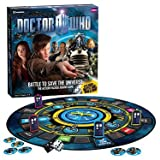 Doctor Who Battle to Save the Universe Board Game (Import) by Diamond Select