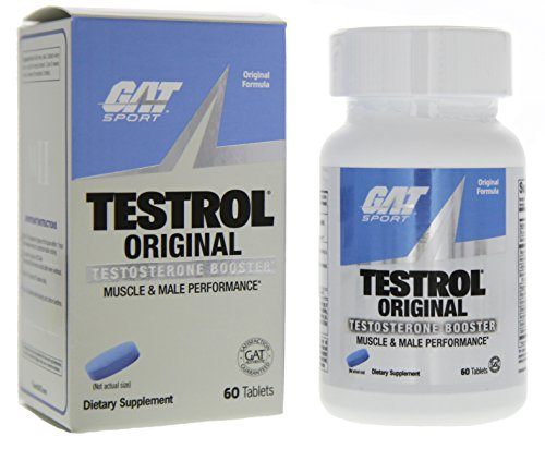 GAT Testrol, 60 Tablets