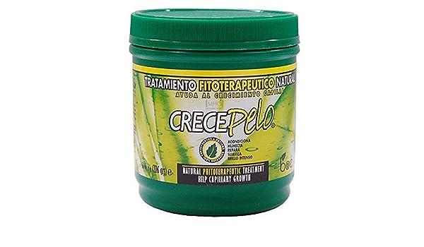 BOE Crece Pelo Natural Tratamiento para el crecimiento del cabello,: Amazon.es: Belleza