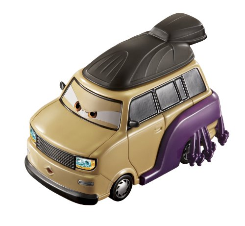 2 Kingpin - Disney / Pixar CARS 2 Movie 155 Die Cast Car Oversized Vehicle Kingpin Nobunaga