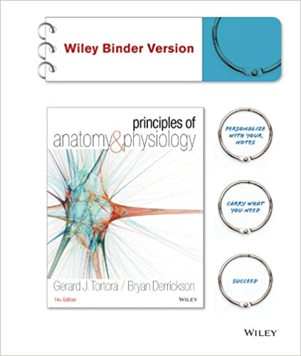 Amazon.com: Principles of Anatomy and Physiology 14e Binder Ready ...
