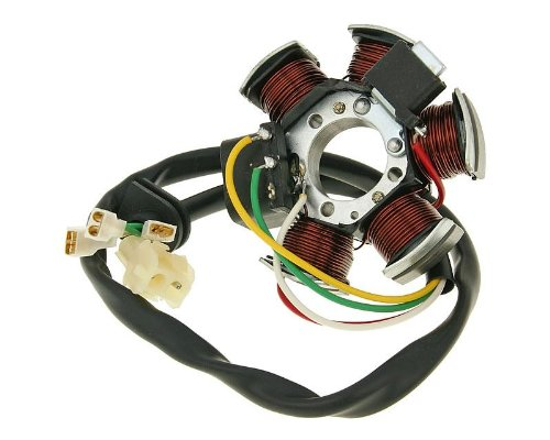 Lichtmaschine Stator fü r Derbi Senda 80W Bike Equipment