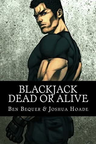 book cover of Blackjack Dead or Alive