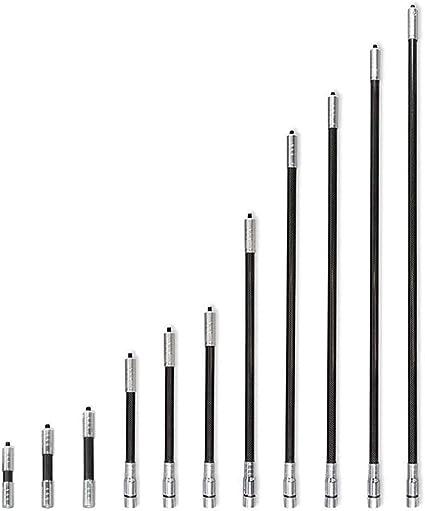 Bogenschießen Verbindung Bogen Stabilisator Stoßdämpfer Dämpfer Silencer Balance