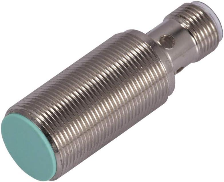Proximity Sensor Inductive 8mm M18 DC 3 Wire PO PNP M12 Connector